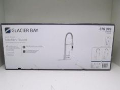 Glacier Bay Series 400 Single-Handle Pull-Down Sprayer Kitchen Faucet in Chrome >>> Find out more at the image link. #AllAboutKitchen