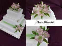 Wedding Cakes, Decorative Boxes, Tableware, Flowers, Home Decor, Wedding Gown Cakes, Dinnerware, Decoration Home, Room Decor