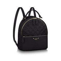 Sorbonne Backpack Monogram Empreinte in Women's Handbags collections by Louis Vuitton