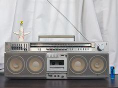 Pioneer SK-900 Runaway Radios, Music Machine, Tape Recorder, Hifi Audio, Boombox, Audio System, Audiophile, Retro, Vintage