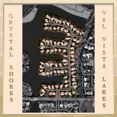 Crystal Shores at Val Vista Lakes Gilbert Arizona info on homes for sale, builder, HOA, schools, utilities and community amenities with pictures, map and more.... The Robert Palm Team - Realty ONE Group. (480) 359-4669