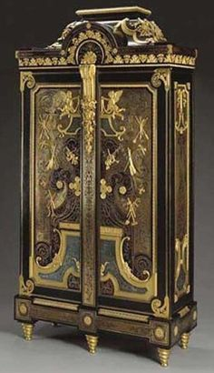 boulle armoire