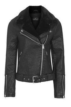 TALL Vardy Fur Lined Jacket
