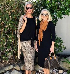 Best Fashion Tips For Women Over 60 - Fashion Trends Over 60 Fashion, Mature Fashion, Over 50 Womens Fashion, Fashion Over 50, Fashion Tips For Women, Women's Summer Fashion, Look Fashion, Fashion Outfits, Fashion Trends