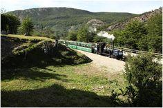 Argentina Travel Photography: Patagonia Tierra del Fuego - Tren del Fin del Mundo - Ushuaia.281 by Hans Hendriksen