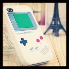 Funny iPhone cover.