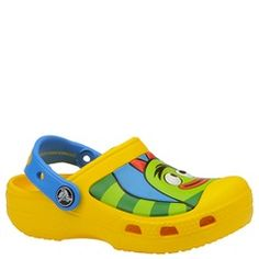 Crocs™ Kids Yo Gabba Gabba Clog (Infant-Toddler) | shoemall | free shipping!