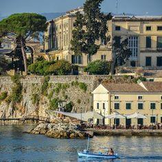 Corfu island #corfu #greece