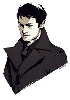Love Everybody — feredir: some cas in black doodles from last...