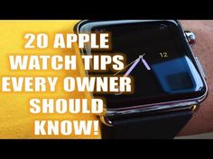 The Apple Watch is great for telling the time but there's so much more that this timepiece does and here are 21 Apple Watch tips every owner should know!