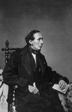 """Famous INFP: Hans Christian Andersen Author of fairy tales including 'The Emperor's New Clothes' and 'The Ugly Duckling' """"If you looked down to the bottom of my soul, you would understand fully the source of my longing and - pity me. Hans Christian, Princess And The Pea, Writers And Poets, Writers Write, Infp, Introvert, Ernest Hemingway, Tolkien, Scott Fitzgerald"""