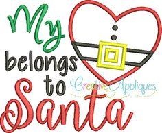 My-Heart-Belongs-to-Santa-applique