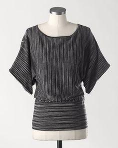 Coldwater Creek Striped kimono Stripe #sweater  @Coldwater Creek $47.99