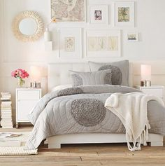 Romantic Bedrooms Design | Home Interior Design, Kitchen and Bathroom Designs, Architecture and Decorating Ideas