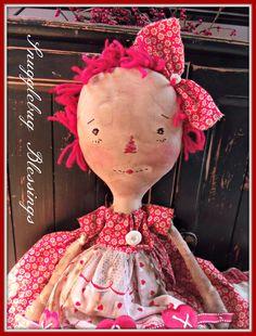 Annie dolly by Snugglebug Blessings