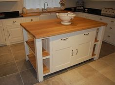 diy kitchen island  stock cabinets diy home