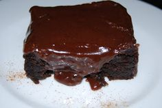Monster Mama: Mexican Chocolate Sheet Cake