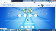 Dollar From Apps: Skylom - Watch Videos to Enter Lotto and Win Earn Free Money, Watch Video, How To Make Money, February, Apps, Videos, App, Appliques