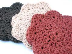 crochet mug rug - Google Search