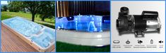 INEX Outdoor Entertaining delivers lavish swim spa pools with strong frame, beautiful color, high power pumps, etc for courtyards or house gardens. Interested clientele from Perth can order the spa pools on sale from our website. House Gardens, Get Toned, Courtyards, Outdoor Entertaining, Perth, Workout Programs, Pools, Outdoor Living