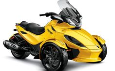 2013 Can-Am Spyder St-S - Photo Gallery - Cycle Canada
