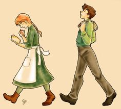 """""""Gilbert Blythe was trying to make Anne Shirley look at him and failing utterly….she should look at him, that redhaired Shirley girl with the pointed chin and the big eyes that weren't like the eyes of any other girl in Avonlea school."""""""
