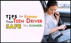 911Tracker  Teen Summer Driving