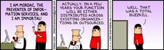 Dilbert comic strip for 08/24/2013 from the official Dilbert comic strips archive.