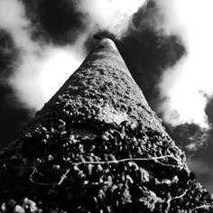 Pole and a sky