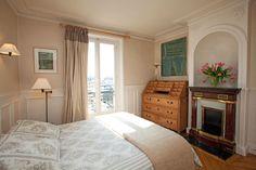 Haven in Paris : Luxury Vacation Apartment Rental: Montmartre Hideaway w/Balcony, Montmartre Apartment Rental