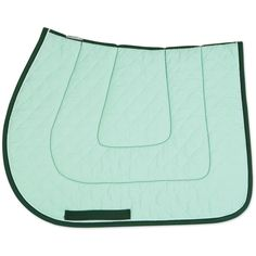 Wilker's Custom Winning Colors Saddle Pad ($53) ❤ liked on Polyvore featuring saddle pads