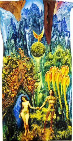 Visionary Art, Ex Libris, Fantastic Art, Inspiring Art, Alchemy, Psychedelic, Surrealism, Mystic, Pop Culture