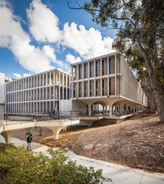 York Hall, UCSD / Donald Neptune & Joseph Thomas / 1964
