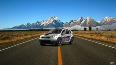 Как вам мой тюнинг #Renault #Duster 2012 на 3DTuning #3dtuning #tuning