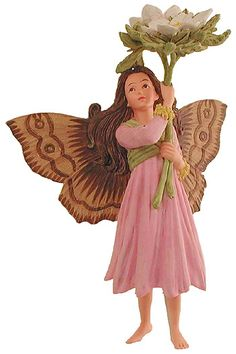 The Windflower Flower Fairy  http://www.efairies.com/store/pc/The-Windflower-Flower-Fairy-35p288.htm  $14.99