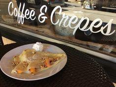 Coffee & crêpes