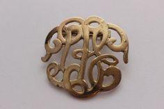 Vintage Antique Designed Brooch Pin