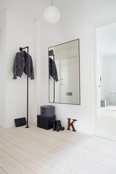 Scandinavian Retreat- clothes hanger