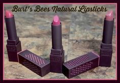 Get Beautifully Moisturized Lips with Burt's Bees Natural Lipstick #NewFromBurts #Makeup #Beauty #Lippies #Lipstick #BBloggers #ad