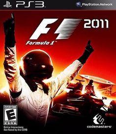 PlayStation 3 Formula 1: 2011