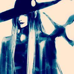 Vampire_hunter_D_61X2Cbd7Nak.jpg (807×807)
