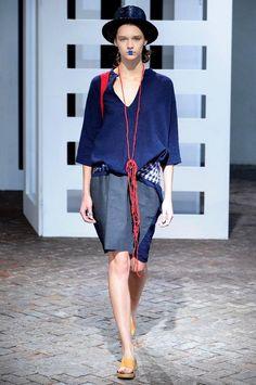 Daniela Gregis - Milan - 2016 - Primavera-verano - Harper's Bazaar