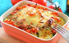 Weight watcher meals 300685712618928469 - Gratin au Thon et Légumes WW Source by linarasorah Weight Watchers Menu, Weight Watchers Lunches, Weigh Watchers, Gratin Dish, Cooking Recipes, Healthy Recipes, Cooking For Two, Love Food, Macaroni And Cheese