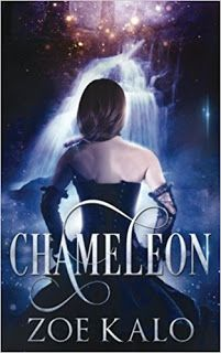 Write What Inspires You! ~ Donna M. McDine: #YoungAdult - Chameleon by Zoe Kalo