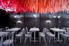 What Happens When Restaurant, Nueva York, EE.UU