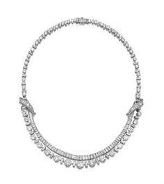 A DIAMOND NECKLACE, BY BOUCHERON