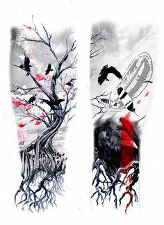 #tattoo #sketchtattoo #idea #ink #sketch #tattooartist #tattoonhamon