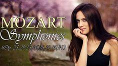 Mozart - Symphonies No. 25, 29, 35, 36, 38, 39, 40, 41 (Bernstein)