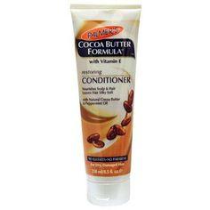Palmer's Cocoa Butter Restoring Conditioner La megahidratación de la maneca de cacao para tu cabello. www.rizadoafroymas.es
