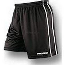 Prostar Olimpia Short - Designed for superb fit - Longer length with extra wide tie-cord - Twin stitched hem for quality finish - PROSTAR logo http://www.comparestoreprices.co.uk/football-equipment/prostar-olimpia-short.asp